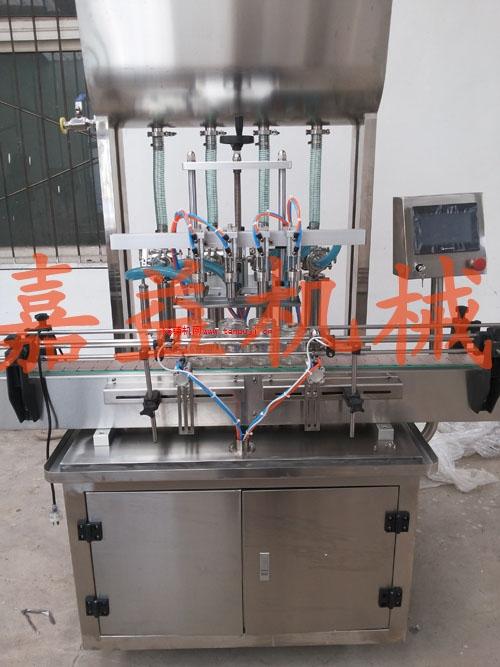 济南洗衣液灌装机-车用尿素活塞式灌装机-嘉益灌装机批发