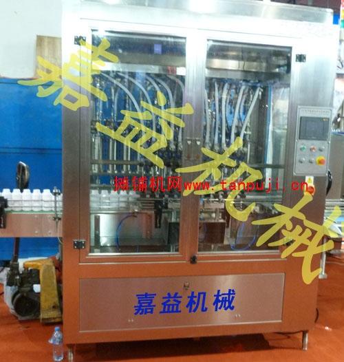 济南洗发水灌装机-活塞式灌装机批发-洗洁精灌装机厂家